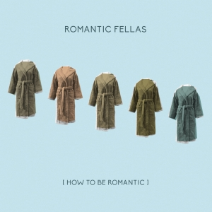 ROMANTIC FELLAS How to be romantic CD