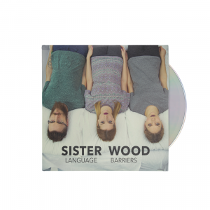 "Sister wood - ""Language Barriers"" CD"
