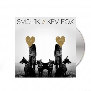 Smolik / Kev Fox - Queen of Hearts (EP CD)