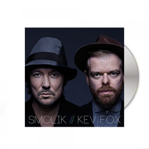 "Smolik // Kev Fox - ""Smolik // Kev Fox"" CD"