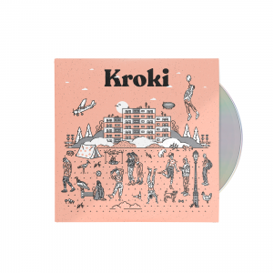 "Kroki - ""Controlled Chaos"" CD"