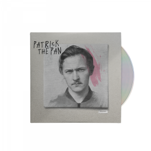 "Patrick The Pan - ""trzy.zero"" CD"