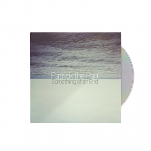 "Patrick The Pan - ""Something of an End"" CD"