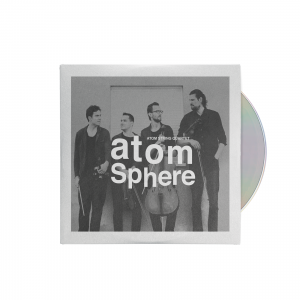 "Atom String Quartet - ""Atomsphere"" CD"