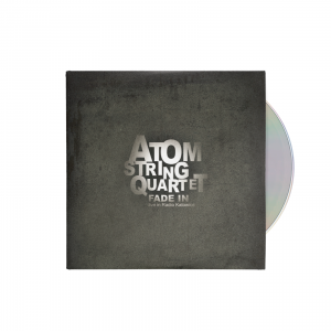 "Atom String Quartet - ""Fade In"" CD"