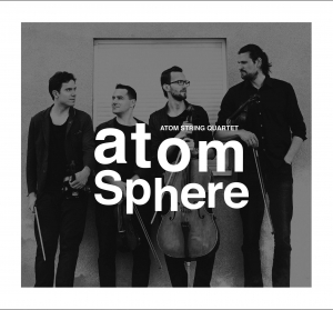 ATOM STRING QUARTET Atomsphere CD